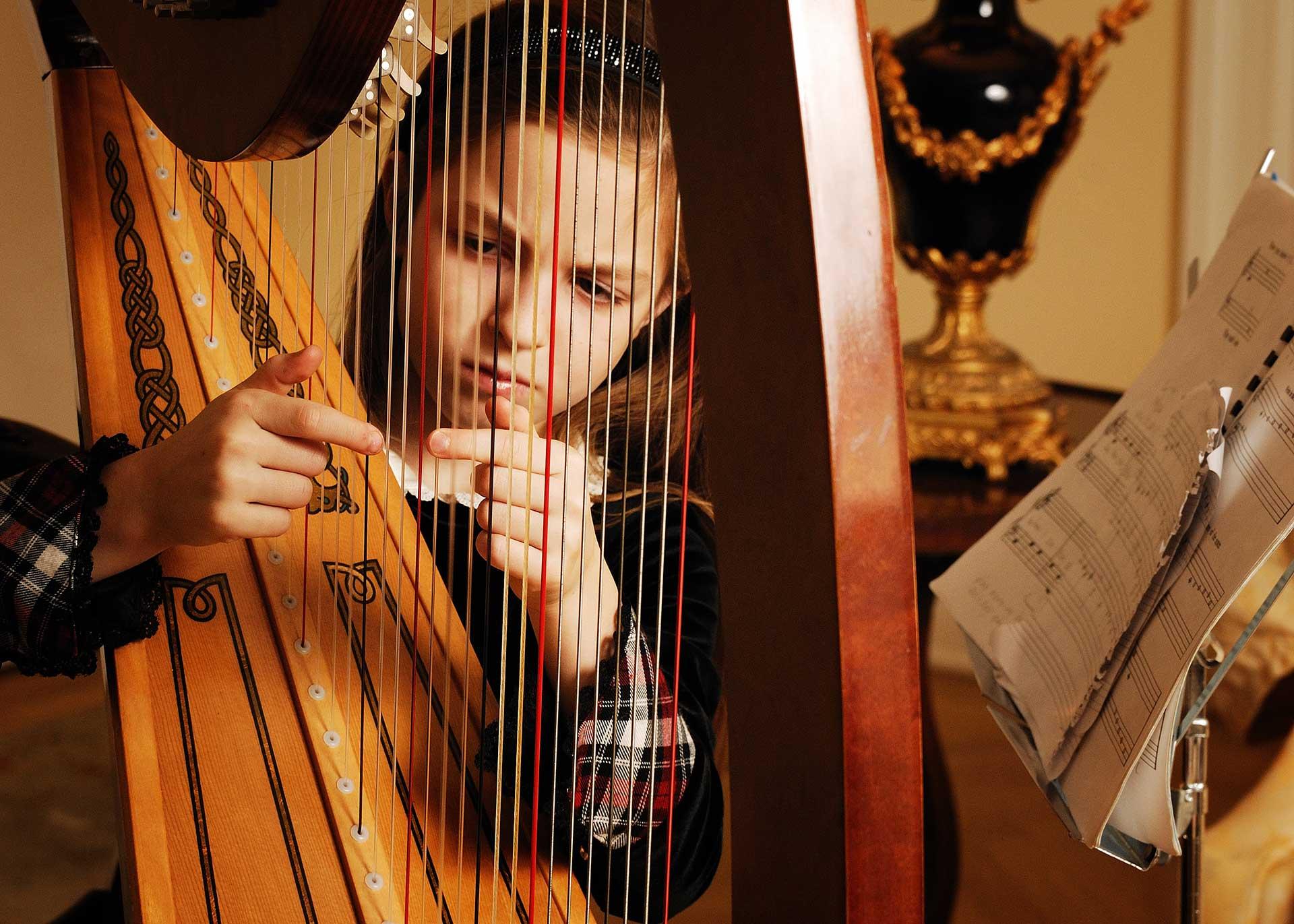 Orchestra di arpe Orfeo