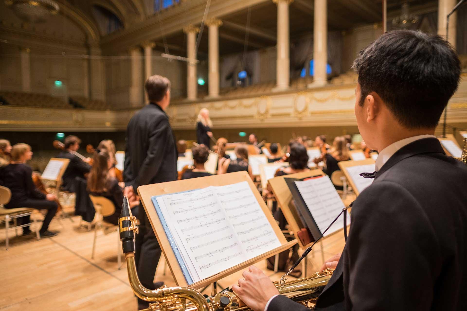 Laboratorio orchestrale